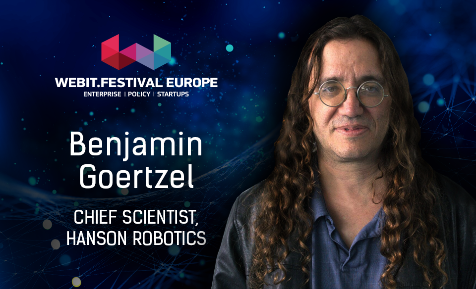 Benjamin Goertzel - Chief Scientist at Hanson Robotics